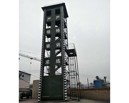 六层双窗训练塔